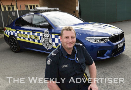 Patrol Revs Up Fleet